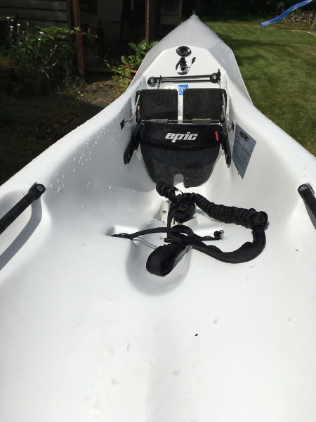 Epic V8 surfski for sale - £1000 - The UK Rivers Guidebook